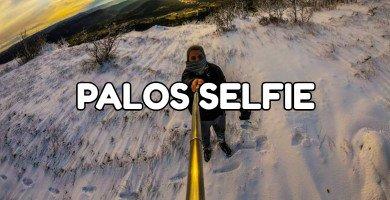 Palos selfie cámaras deportivas