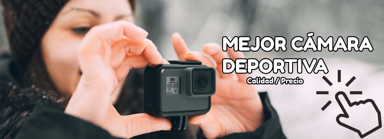 comprar cámara deportiva