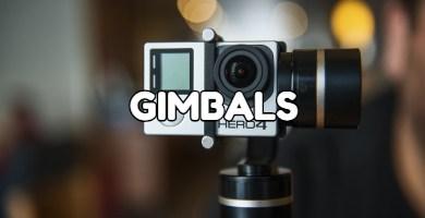 gimbal cámaras deportivas